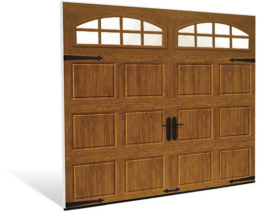 Vintage steel garage doors clopay gallery collection for Clopay wood garage doors