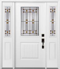 High Definition Steel Entry Doors by Clopay   Keweenaw Overhead Door